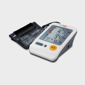 BPL BP Monitor 120/80 B1 - (White grey)