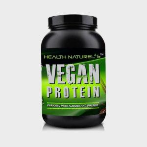 Health Naturels Vegan Protein 1 Kg Chocolate