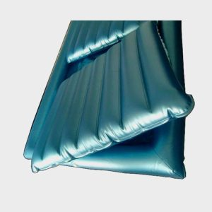Ishnee PVC Water Bed with hose and handle pump