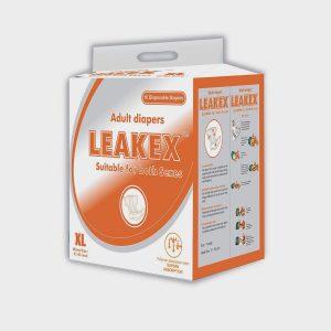Leakex Diaper XL Adult Diaper