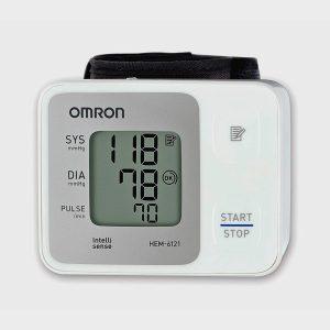Omron Blood Pressure Monitor (White) HEM-6121