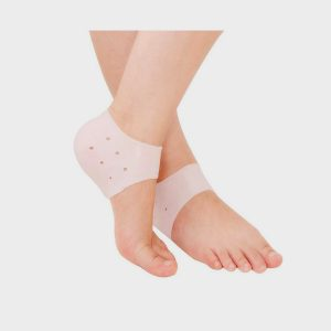 Fashion mystery Silicon Gel Heel Socks Pad