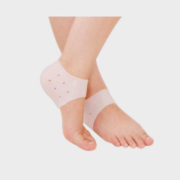 Fashion mystery Silicon Gel Heel Socks Pad