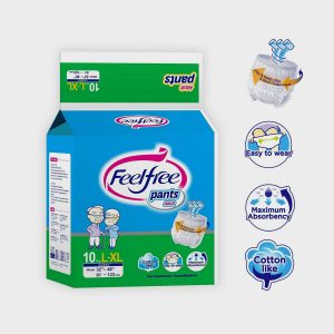 Feelfree Unisex Adult Pull ups Size - L-XL