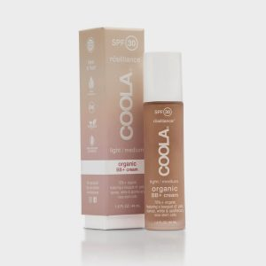Coola Mineral Face SPF 30 Rasilliance Tinted Organic BB+ Cream