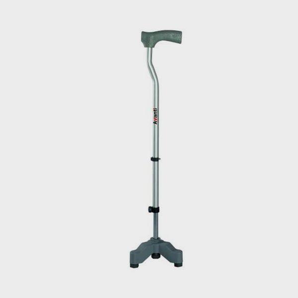 Vissco Invalid Walking Stick L Shape