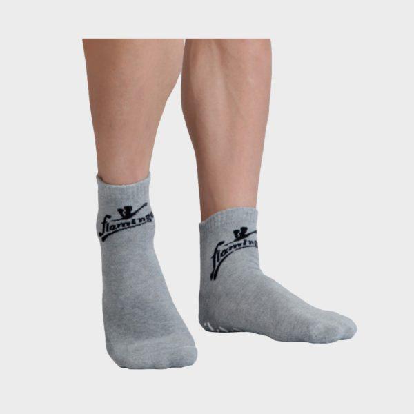 Flamingo Anti Skid Socks