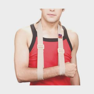 Flamingo Arm Sling Strap With Shoulder Cushion Universal