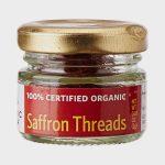 Organic India Saffron Jar 2gm
