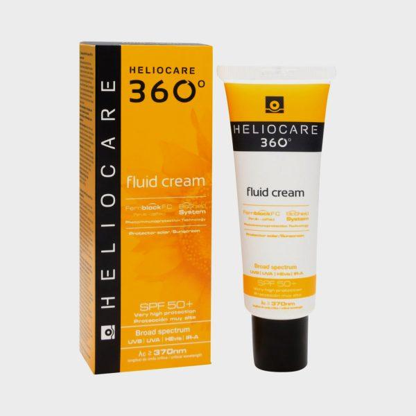 Heliocare Fluid Cream Spf 50+