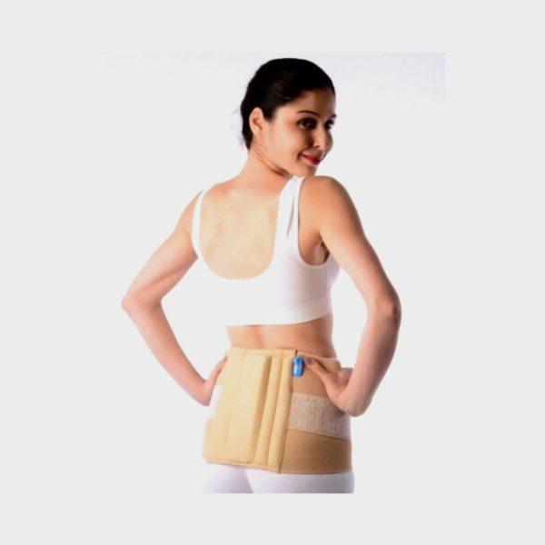 Vissco Sacro Lumbar Belt With Double Lock Elastic Strapping