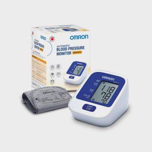 Omron Blood Pressure Monitor (White) HEM-8712