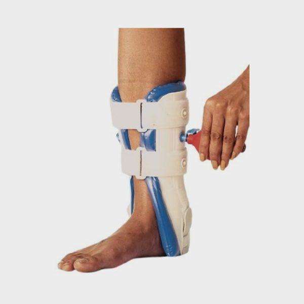 Vissco Air Ankle Stirrup Brace - Inflated Universal