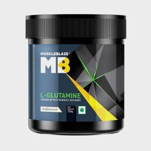 MuscleBlaze Glutamine (Powder) 100g