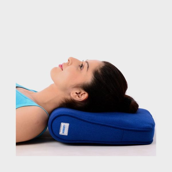 Vissco Cervical Pillow Deluxe Upholstery Cover