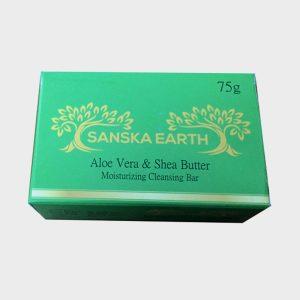 Sanska Earth Moisturizing Bar