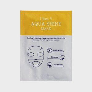 Ultra V Aqua Shine Sheet Mask