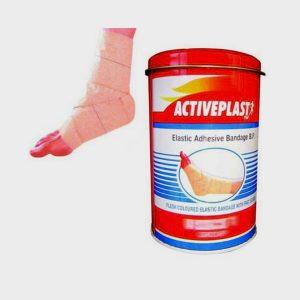 Vissco HC Active Plast Size 10cm x 4m H1039