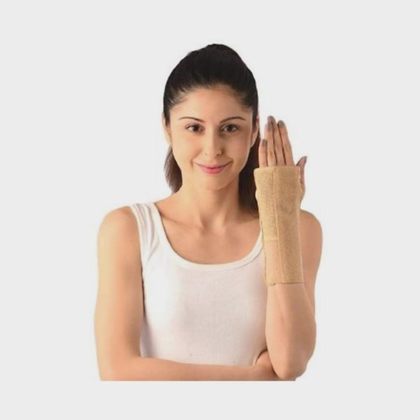 Vissco Elastic Wrist Splint short