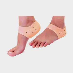 WDS Silicon Gel Heel Socks Pad