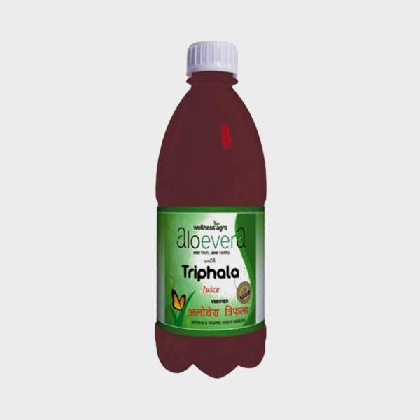 Wellness Agro Aloe Vera Triphla Amla Juice