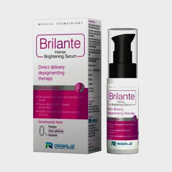 Regaliz Brilante Intense Brightening Serum - Melasma/Dark Patches/Acne Scars