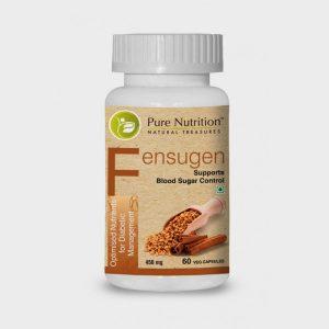 Pure Nutrition Fensugen (Optimised Nutrients for Diabetic Management)