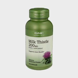 GNC Milk Thistle 250 mg (90 Capsules)