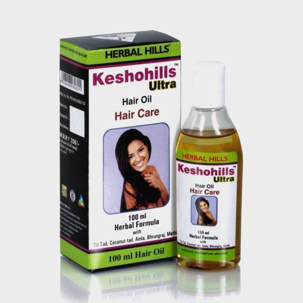 Herbal Hills Kesho Hills Oil Ultra