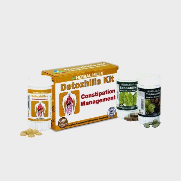 Herbal Hills Detox Hills Kit - Detoxification