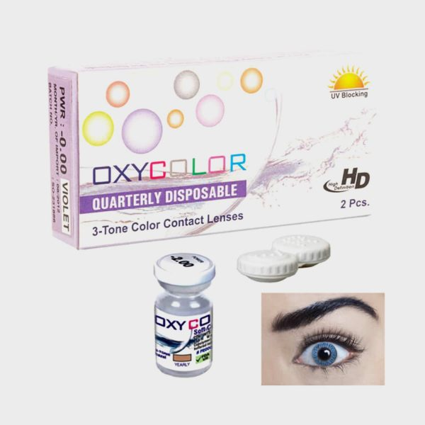 Oxy Color Contact Lenses