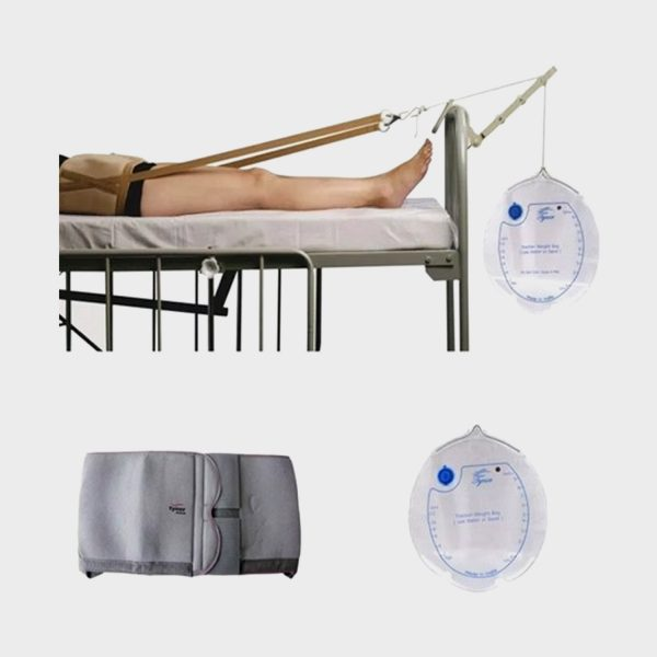 Tynor Pelvic Traction Kit with Weight Bag