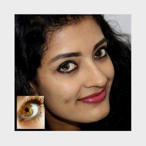 Shekhar India Flag Lens (Pair)