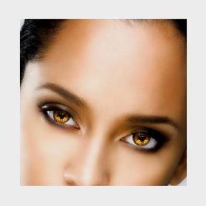 Shekhar Laser Golden Soft Contact Lens
