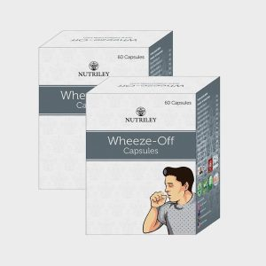 Wheeze Off Cough And Cold Capsules 60 Tablets