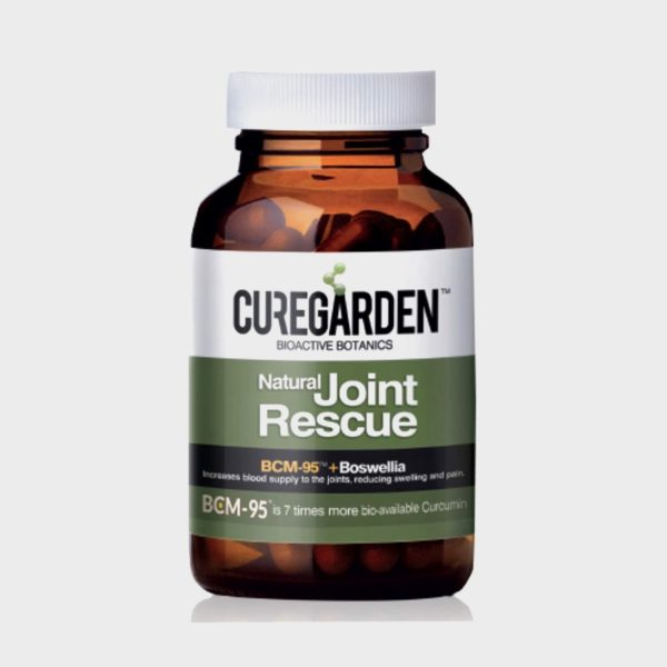 Curegarden Joint Rescue Vegetarian 60 Capsules