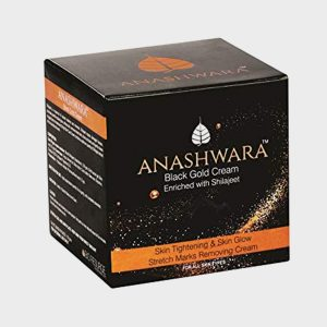 Bio Resurge Anashwara Black Gold Cream for stretch marks and scar removal and pigmentation 50 gm