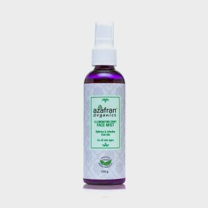 Azafran Organics Illuminating Dewy Face Mist Skin Toner