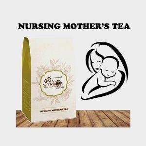 The Indian Chai – Nursing Mothers Tea 15 Pyramid Tea Bags