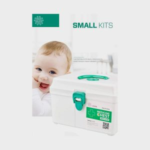 Pearl Plastic Emergency Medicine Box