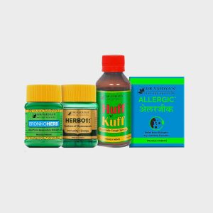 Dr. Vaidya's Asthma Combo Pack