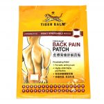 Tiger Balm Back Pain Patch