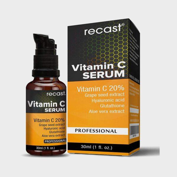 recast vitamin c serum for anti ageing