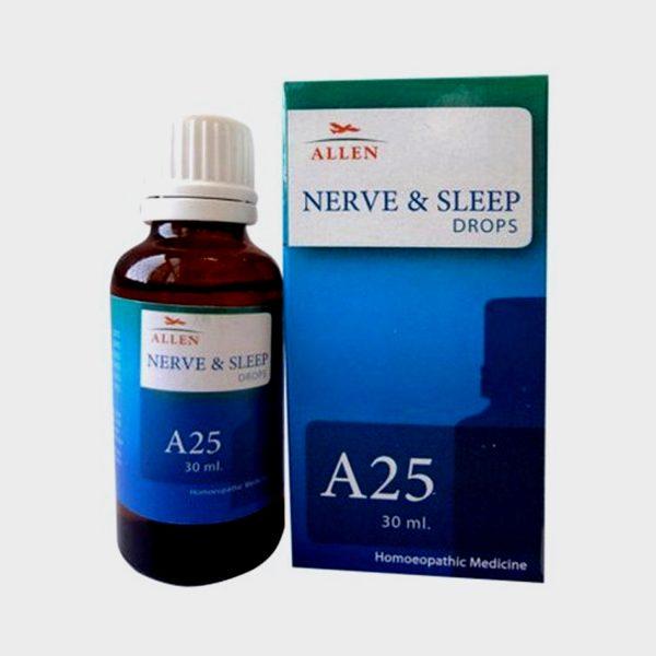 Allen A25 Nerve And Sleep Drop 30ml