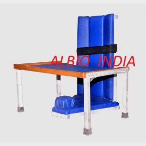 Albio CP Corner Chair for Children with Activity Table and Thigh Seperator