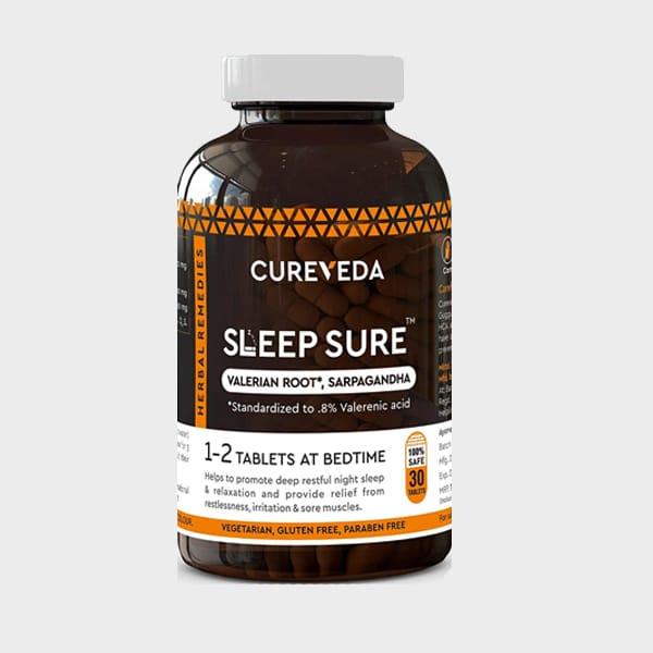 Cureveda sleep sure tablets review