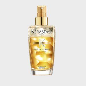 Kerastase Elixir Ultime Volumising Oil Mist For Fine Hair (100Ml)