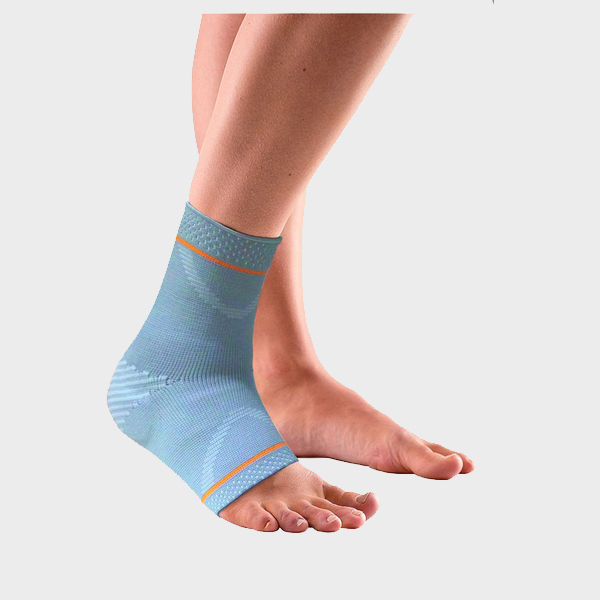 Vissco Ankle Support With Silicone Pressure Pad