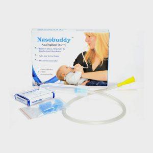 Nasobuddy Baby Nasal Aspirator 0-5 Years
