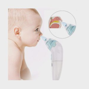 Kiddale Electric Baby Nose Cleaner(Snot Sucker)